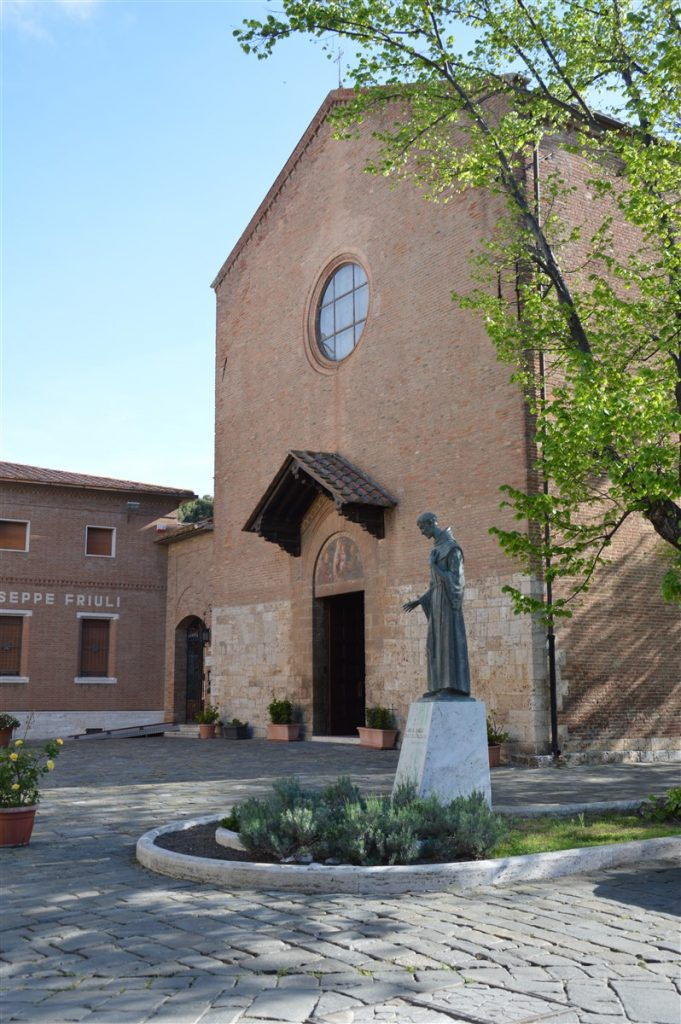 Chiesa di San Francesco (foto: Fabrizio Franchi)