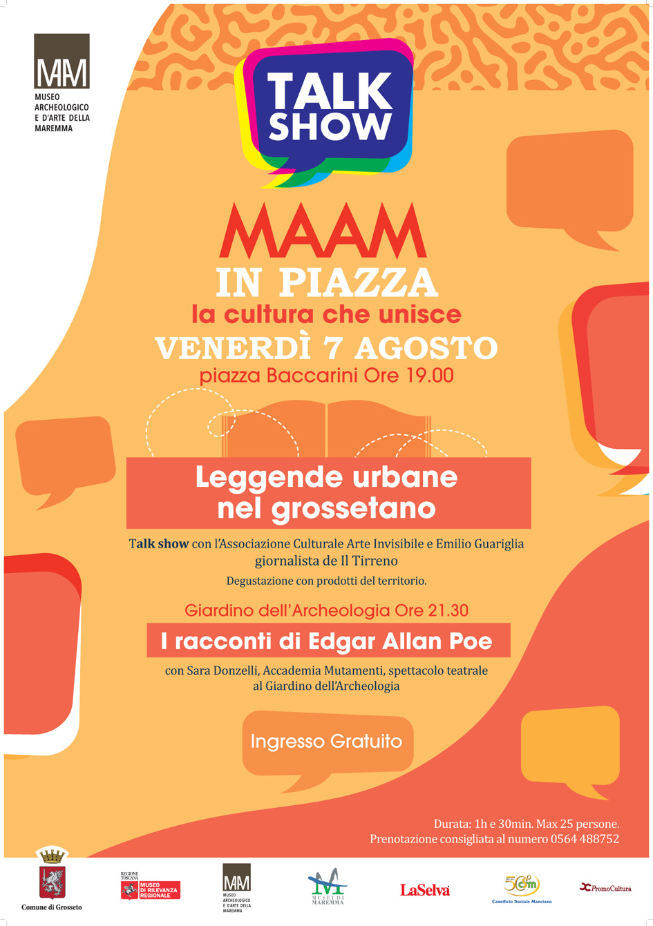MAAM in piazza