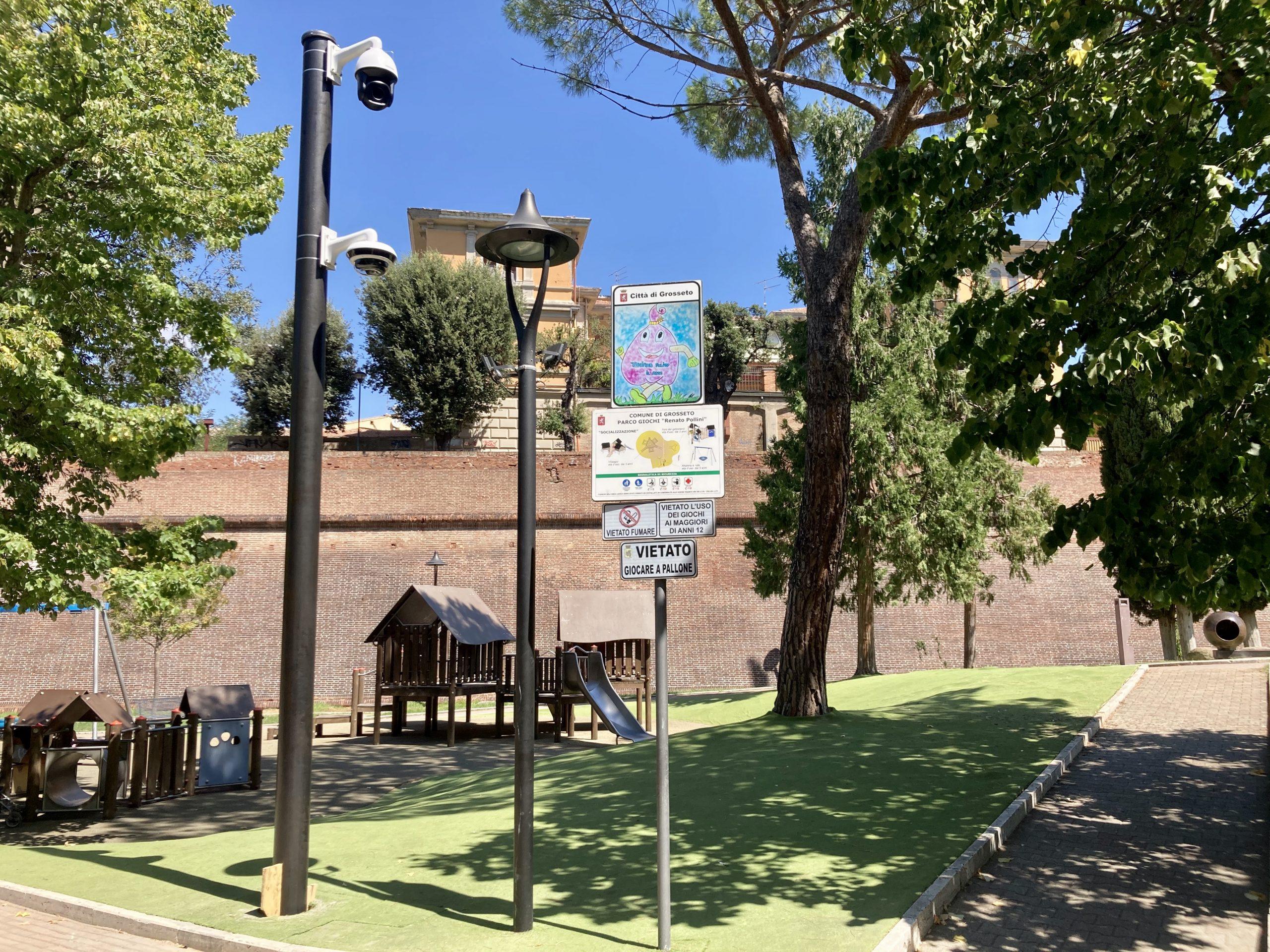 Parco giochi Via Ximenes