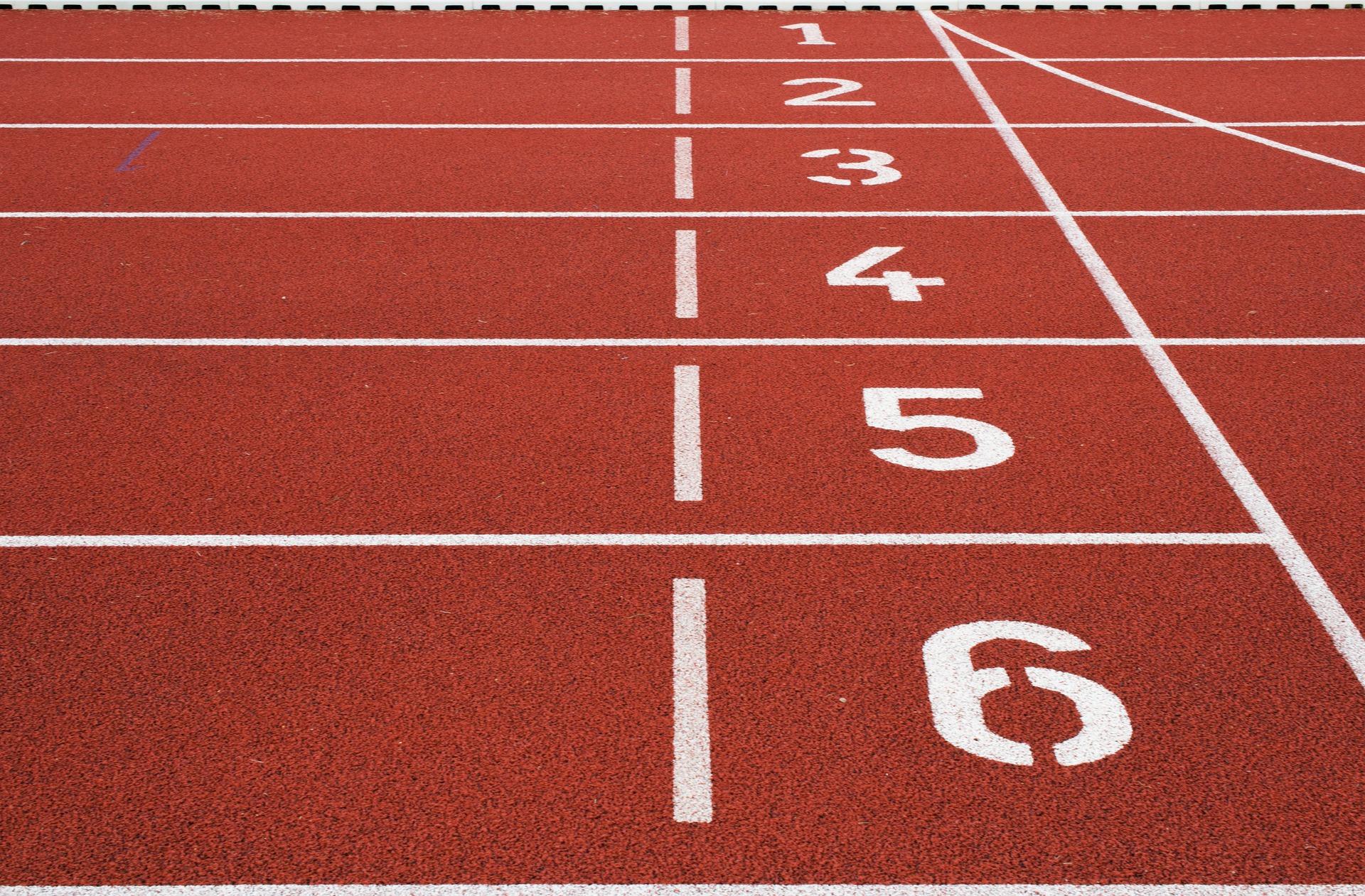 pista atletica